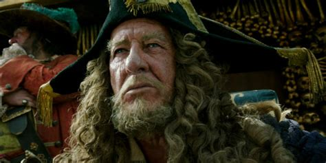 How Geoffrey Rush Feels About That Huge Pirates Of The