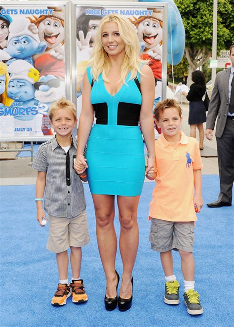 Britney Spears' Boyfriend and Sons Can Visit Her at