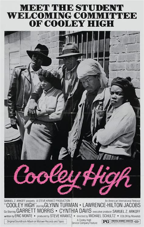 Cooley High - Liceul Cooley (1975) - Film - CineMagia