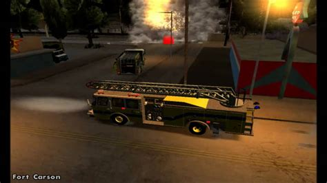 Fort Carson Roleplay: Bone County Fire Department Tribute