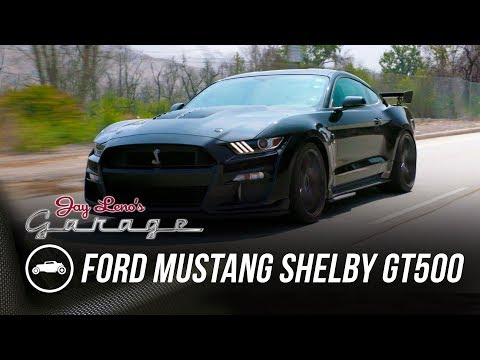 2020 Ford Mustang Shelby GT500 revealed, most powerful